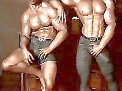 In 3D Muscolo Gay Boys!
