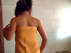 Birmania negozio di ragazza di