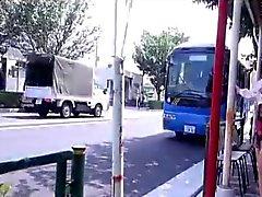 Grande degli autobus Giapponese per cavalcabili by PACKMANS