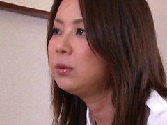 Sexy japanska horor blir verkligen Stygga i vardagsrummet