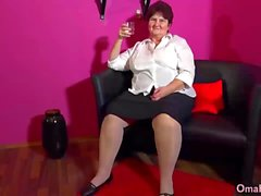 OMAHOTEL Reife Frauen BBW grannies striptease compilatio
