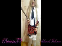 Patricia on Crossdresser University