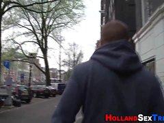 Голландское лицо проститутки