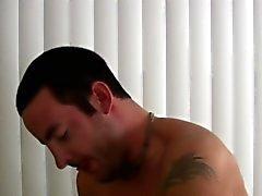Spunking Jovencito de Heterosexual