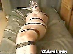 Arroganter Böses BDSM Spielen