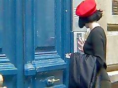Krystal De Pessoa rude de - dona de casa francesa gangbanged