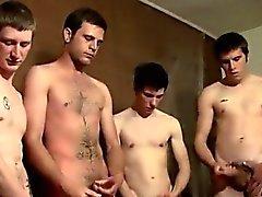Reizvolles Films Beule Jeans Piss Liebevolles Welsey und die Jungen