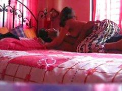 Bangladeshien högskola Flickan knullad av sin Bfen kameran