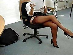 Benim sekreteri Beautiful var mı