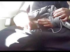 Orall-Serviço em um avião