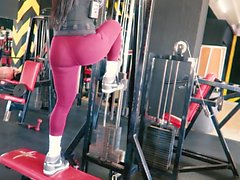 evet!!! Fitness sıcak ASS sıcak CAMELTOE 83