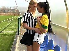 Latina teen pov Dusch sand fantasin lesbisk Brazilian ÅTERGIVNING
