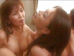 Japanese lesbians club