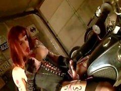 Tara Emory-Biker Chick