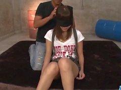 Sexy gangbang for small tits, Momoka Rin - More at javhd