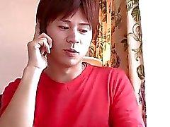 Kei Akanishi sekaisin ja tehnyt nielaisemaan lämmintä jizz