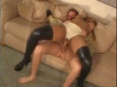 Anal Divas In Latex