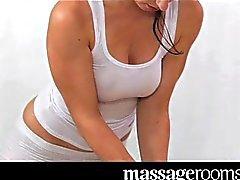 Del hardcore teenager che ottiene dita - Massaggi Stanze