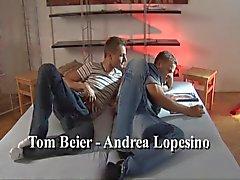 Bareback Com Tom & Andrea