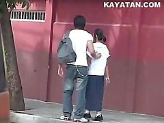 De manila Boy Fucks de Manila chicas Pinay del escándalo de