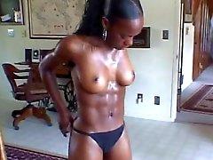 Apto Chica caliente Negro