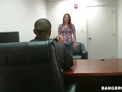 Backroom ass