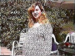Gravid flicka Kitty Kathy
