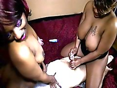 Kenya Sweetz and Stacey Short XxX Cock Ring tease