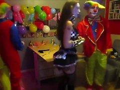 Cam4 2 Clown dolore con l' Ohmibod Un tedesco Camgirl Amatori online Top Kikrak