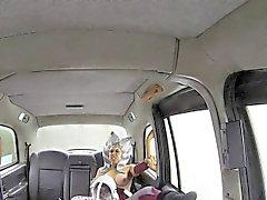autista del taxi slut culo in costume
