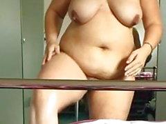 Desnuda mujer gordita segundo vid