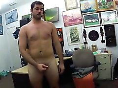 Gay gang bang cumshot movie Straight dude goes gay for cash
