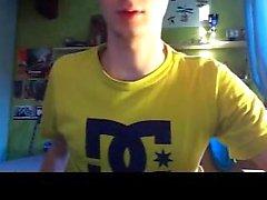 Liten tysk gay genom kamera
