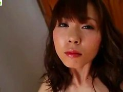 Japanische Teen Mädchen Masturbieren mit Dildos