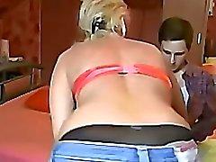 Virgin duden första gången med prostitute