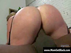 Big tit sexy milfs enjoy black cockhard and deep in pussy 11