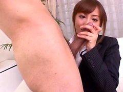 Mami Asakura kontorsäventyr - Mer på javhd