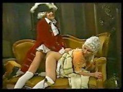 Zeitraum Teil mit dem blonden bekommen genagelt und die Zimmermädchen immer Schwanz zu saugen