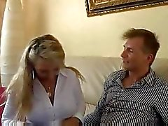 Hot pierced german mom with nice boobs fucked hard