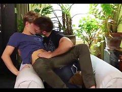 Danimarka Eşcinsel (Jett Black - JB) Gayler 12
