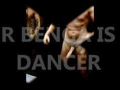 Monster Cock tanzen im Aufzug - Hr benga