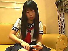 muito quente menina asiática