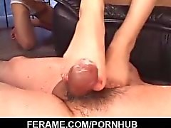 süper Yui Komine boyunca femdom porno sahneleri