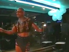 Black male stripper(Monster)