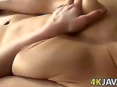 Asian Granny Playing With Her Pussy