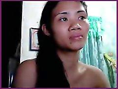 Del lil atractivo chica Filipinas