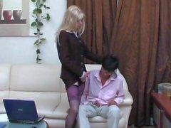 sissy secretary