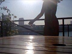Tanssia Hanoi Huoneen