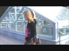 Anna Sbitnaya - primeiro vídeo