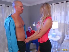 Destiny Dixon blowjobs Sean Lawless
